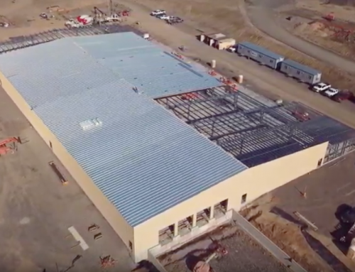 Columbia Pulp Construction – March 7, 2018