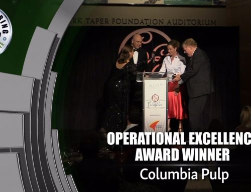 Winner 2018 Operational Excellence Award Association of Washington Business (AWB)