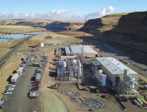 Watco and Watco Supply Chain Services helps Columbia Pulp start from scratch