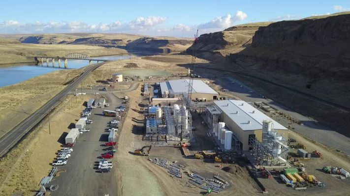 Columbia Straw Supply Fire Update – Columbia Pulp