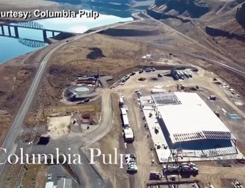 KLEW TV – Innovative Eastern WA Mill Turns Ag Waste into Booming Business