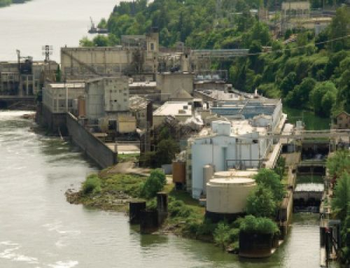 West Linn Paper Mill Site to Re-open as Willamette Falls Paper Company